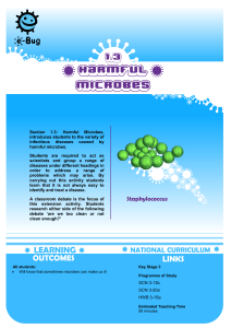 Scotland - Harmful Microbes Complete Pack