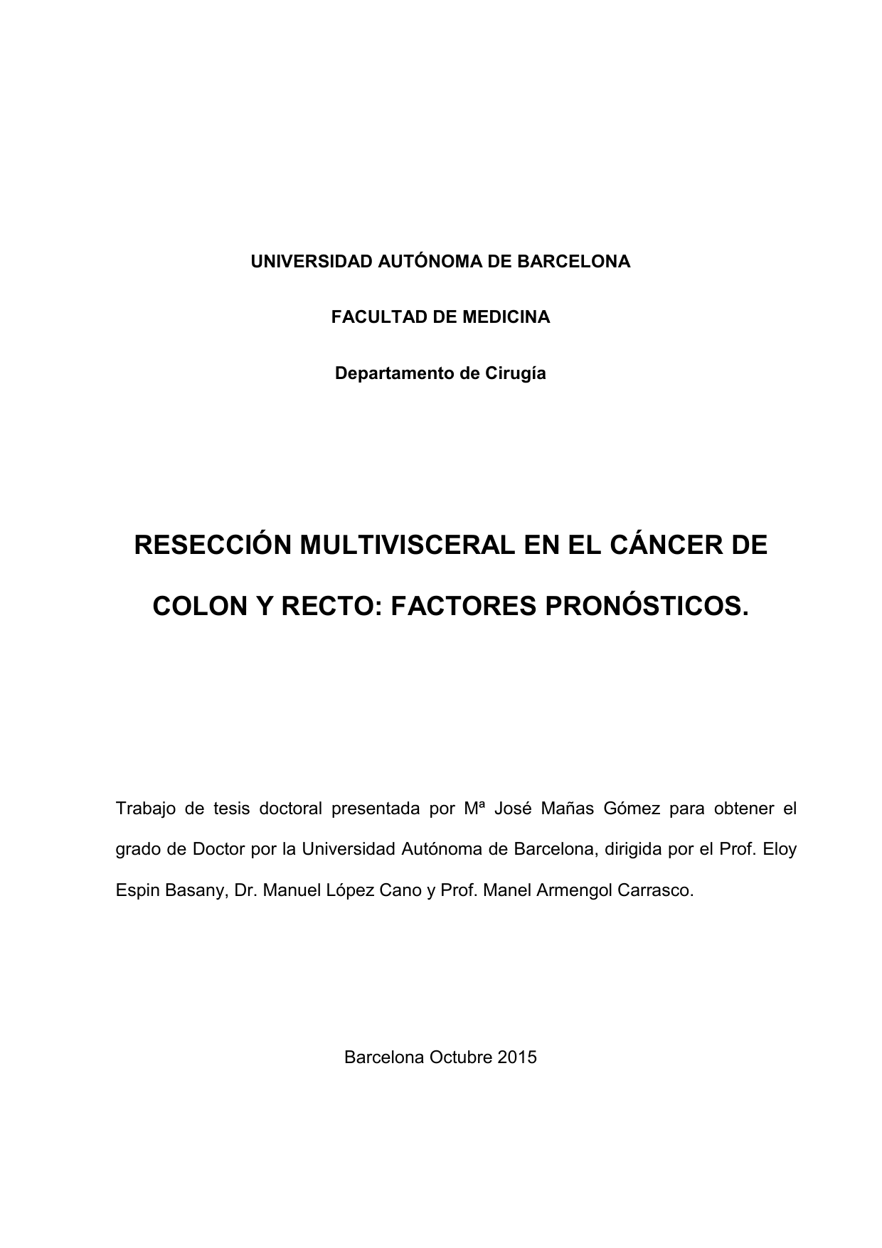 metastasis higado cancer de colon