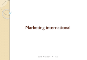 ISA Marketing international CM2.pptx