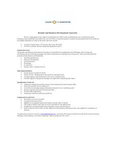 job ads luxyachts