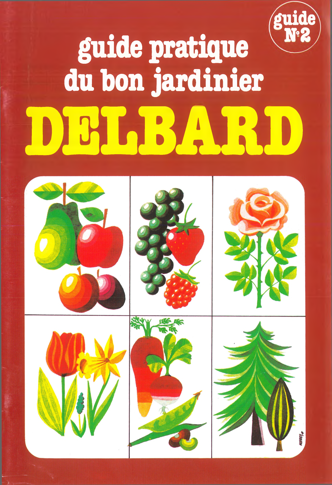 Guide Bon Jardinier Du Delbard Pratique odBrCxe