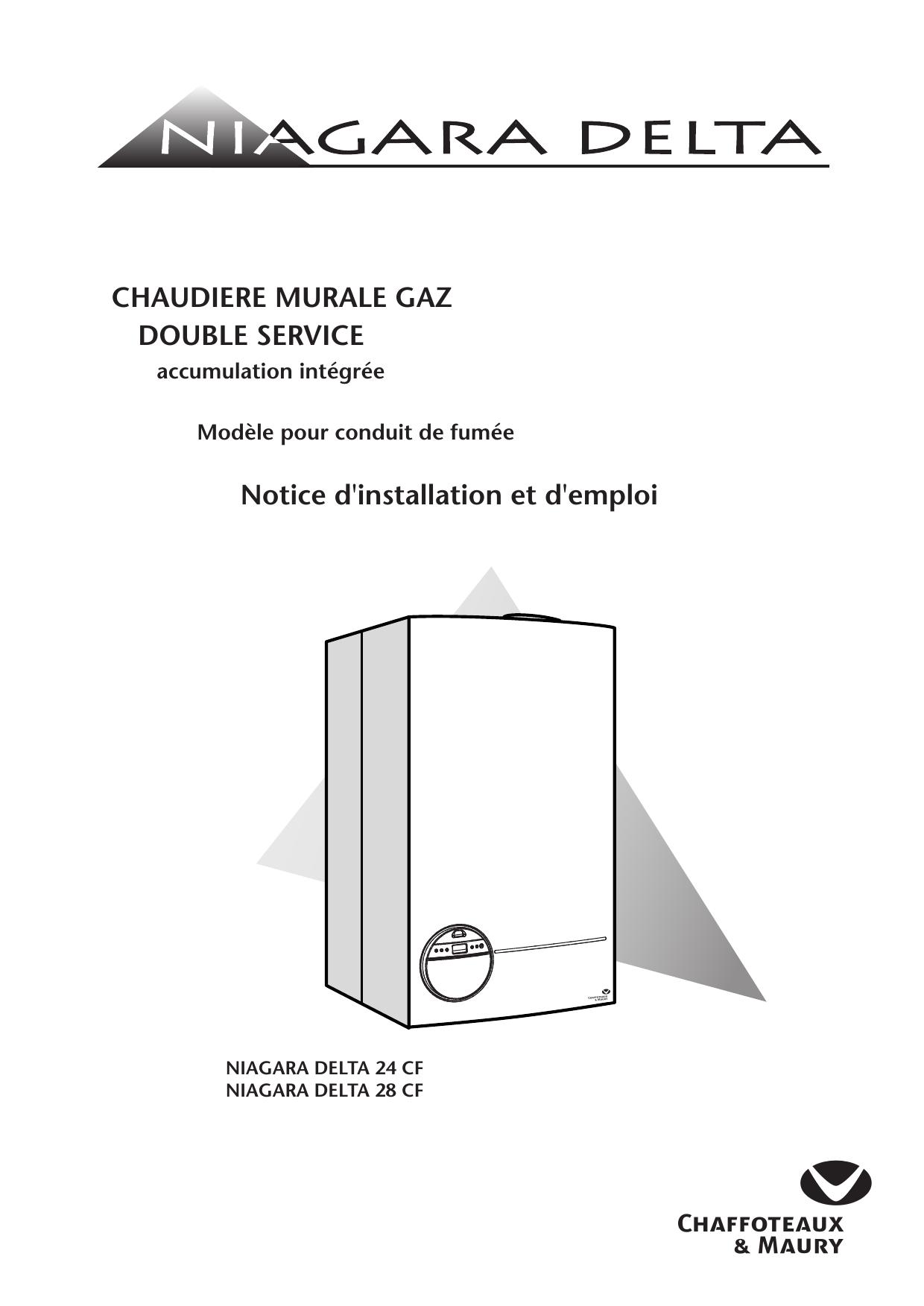 Cache Tuyaux Chaudiere Murale c chaudiere murale gaz double service notice d'installation