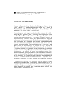 Bulletin d'analyse phénoménologique XI 6, 2015 (Recensions 4)  ISSN 1782-2041