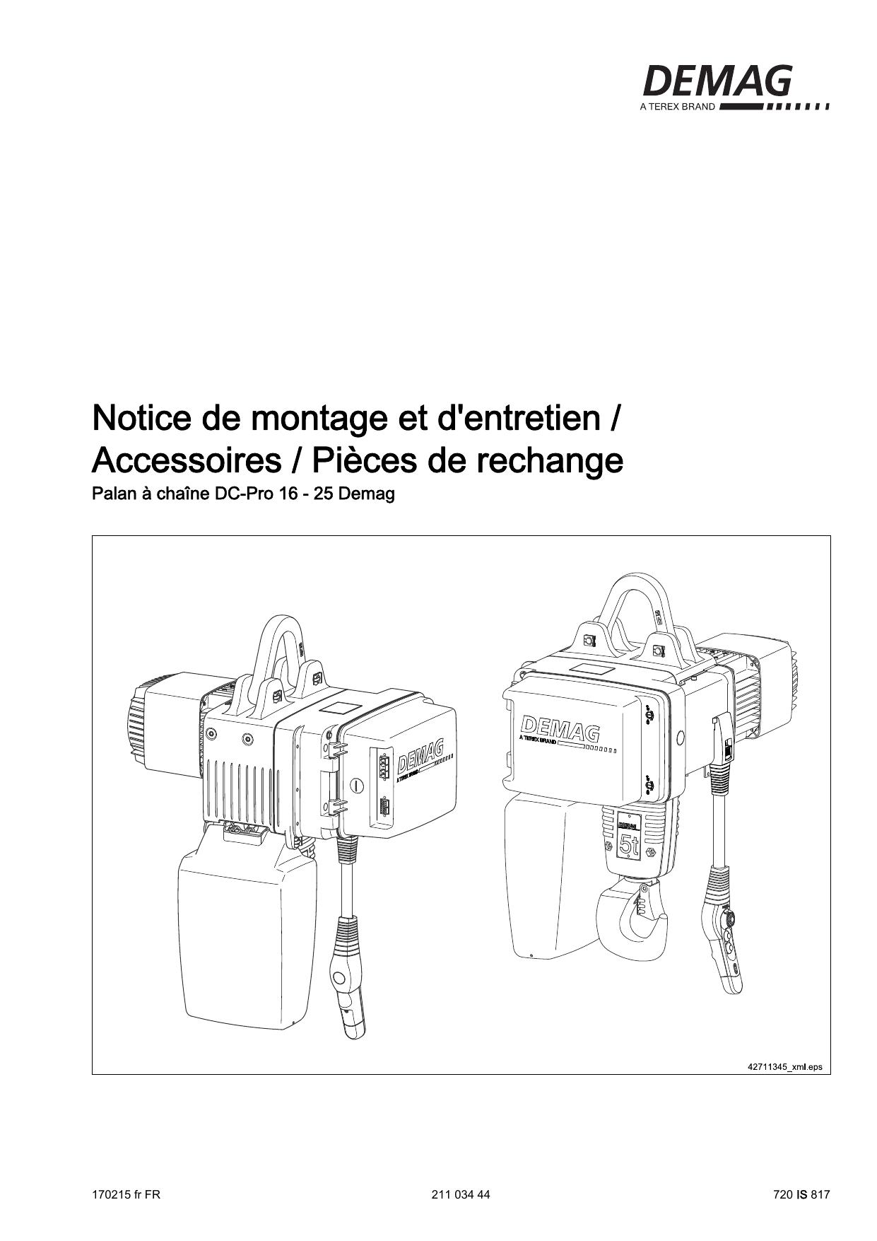 Mini One Kit de remplacement pour cha/îne de commande