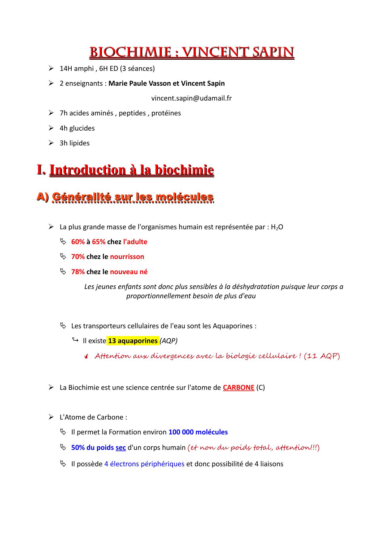 biochimie urinaire glycosurie