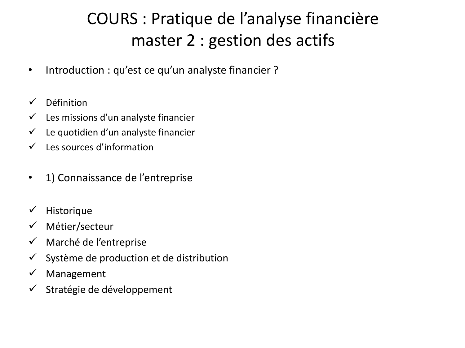 cours m2 gda 2015