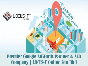Premier Google AdWords Partner & SEO