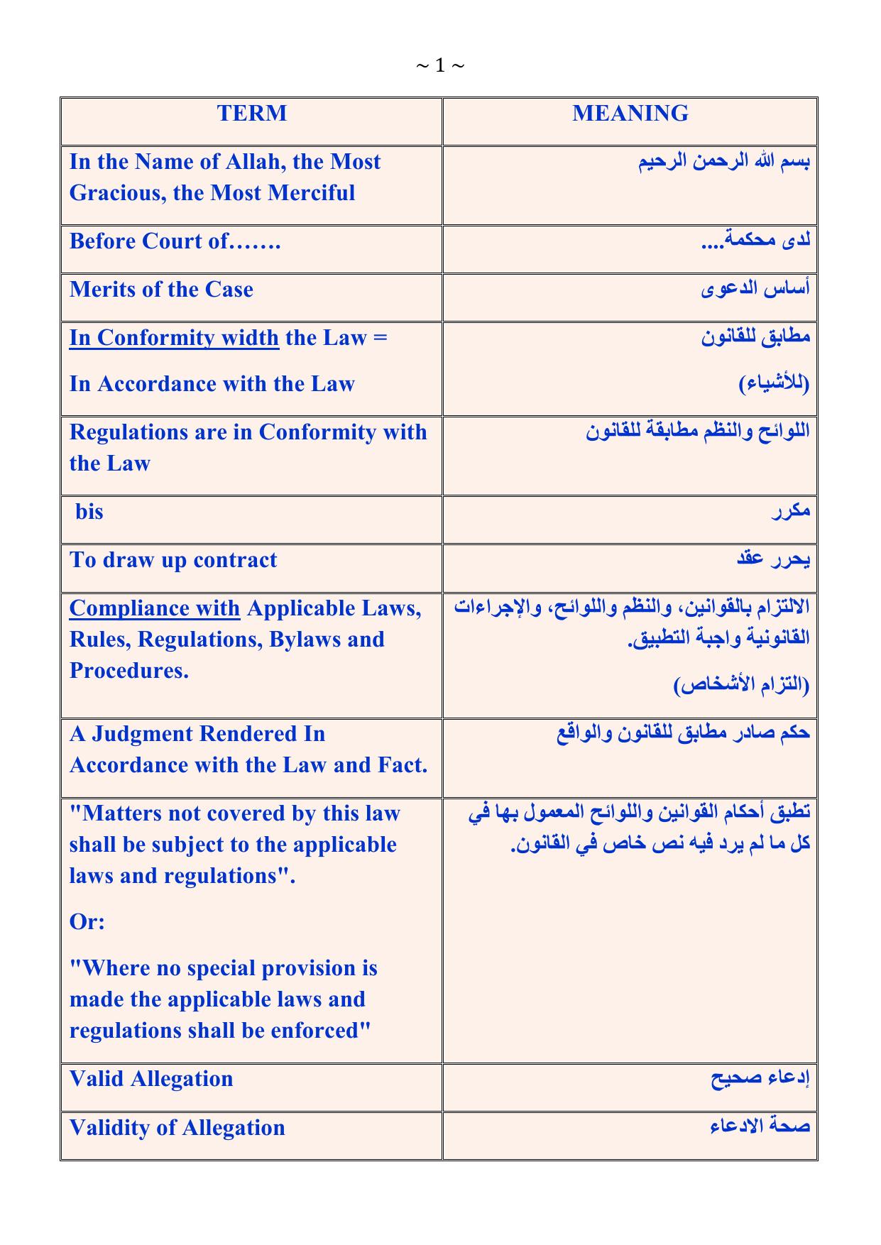 05fb5d5f98b94 المسرد القانوني-لبنى1