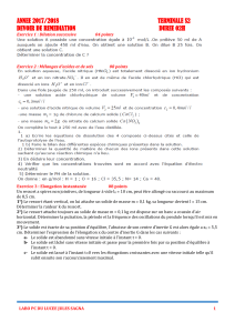 DEVOIR DE REMEDIATION