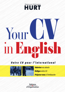 [EYROLLES] your cv in english