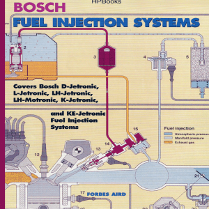 Bosch Fuel Injection Systems - Forbes Aird