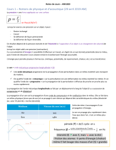Notes de cours – ANI1020 -1