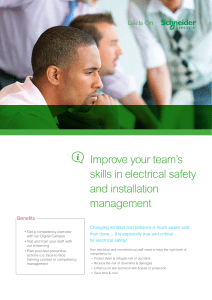 SERED111230EN 110319 Training Leaflet