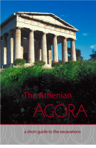 (Agora Picture Book) John McK. Camp II - The Athenian Agora  A Short Guide to the Excavations-American School of Classical Studies (2003)