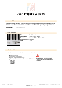 [Free-scores.com] gillibert-jean-philippe-music-is-my-food-67122 (1)
