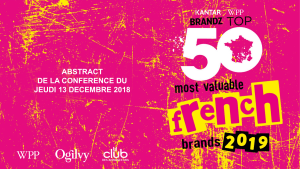 Top 50 Marques Kantar
