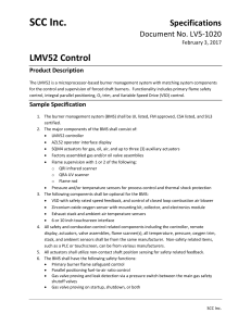 LMV52 Specifications LV5-1020