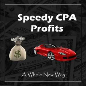 Speedy-CPA-Profits
