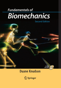 Duane Knudson- Fundamentals of Biomechanics 2ed