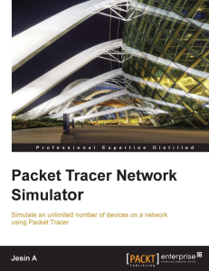 Jesin A - Packet Tracer Network Simulator-PACKT (2014)