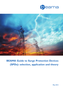 Guide to Surge Protection