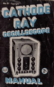 B51-Cathode-Ray-Oscilloscope