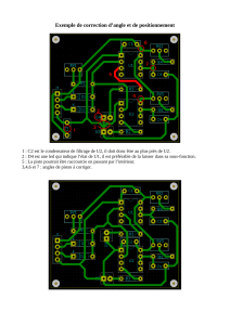 Exemple correction PCB