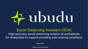 2020 - Ubudu Social Distancing Solution v12 compressed