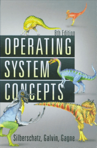 Operating System Concepts, 8th Edition[A4]