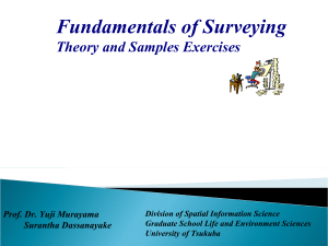 fundamentals of surveying 2019