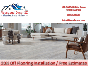Floors Decor SC