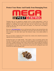 Protect Your Home And Family from Damaging Pests-converted