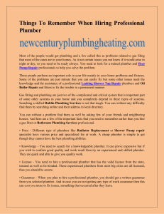 Things To Remember When Hiring Professional Plumber-converted