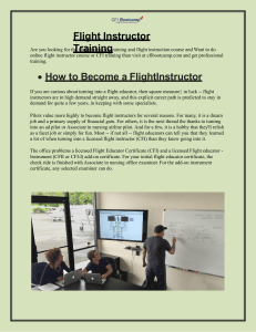 Flight Instructor Training-converted