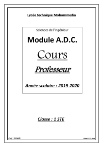 poly adc 1ste cours 1920 p