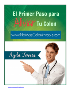 No Mas Colon Irritable Ayda Torres Pdf Gratis
