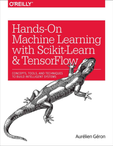Hands On Machine Learning with Scikit Le