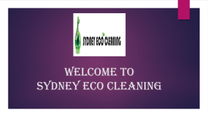 Sydney Eco Cleaning
