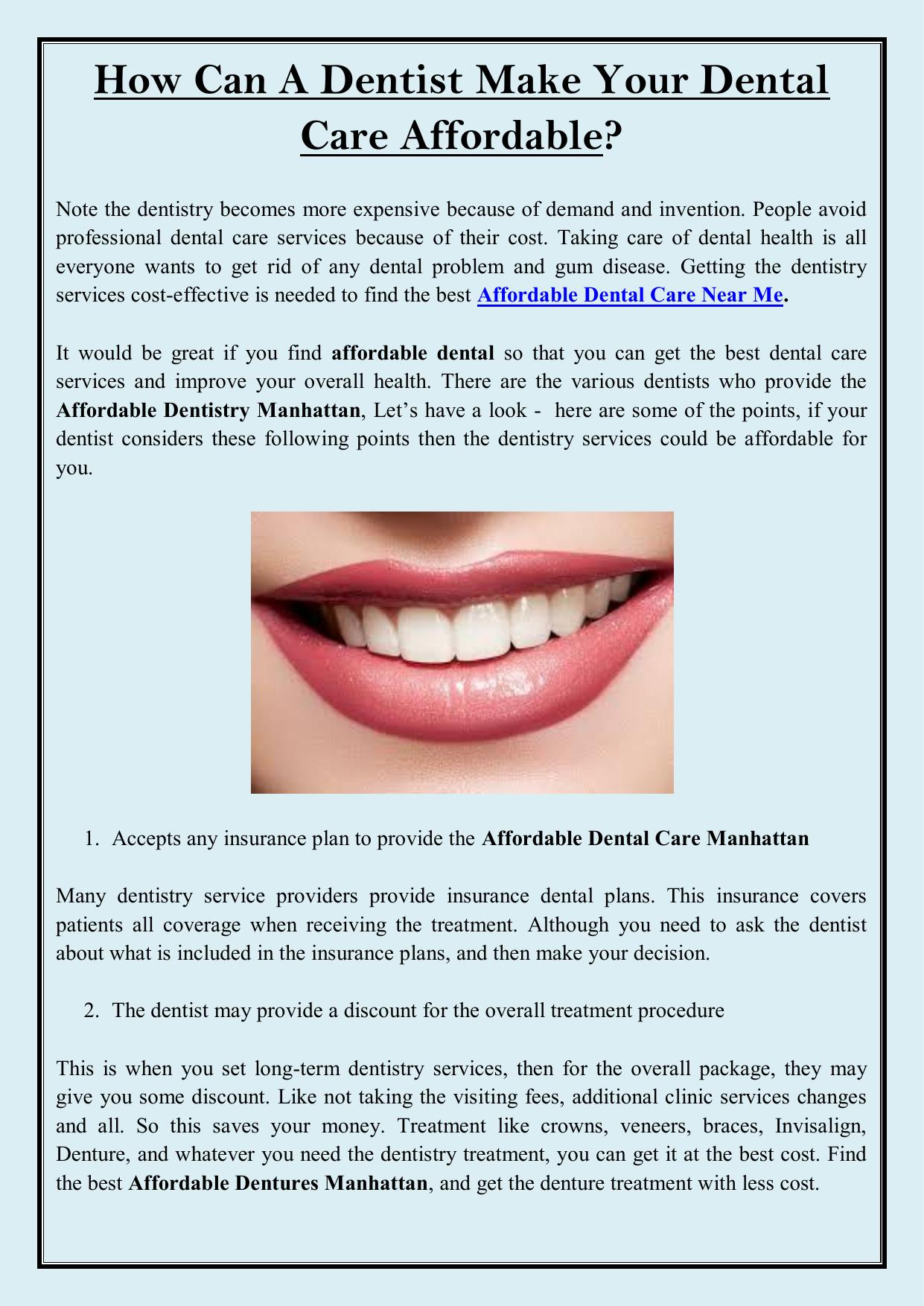 Nearest Dentist In Woodland Hills