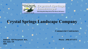 Commercial Landscaping Companies by Csland